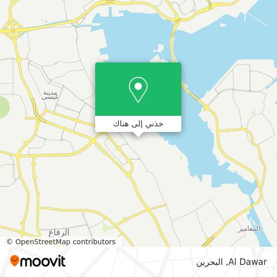 خريطة Al Dawar