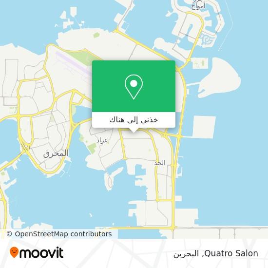 خريطة Quatro Salon