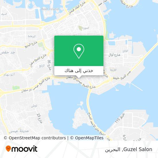 خريطة Guzel Salon