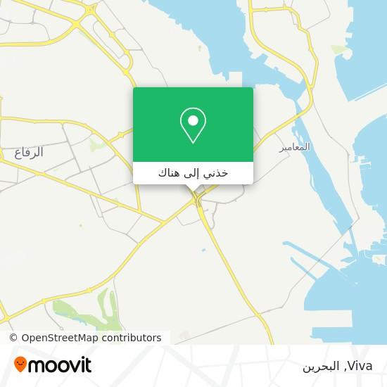 خريطة Viva
