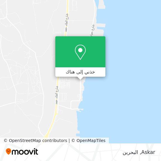 خريطة Askar