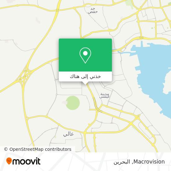 خريطة Macrovision