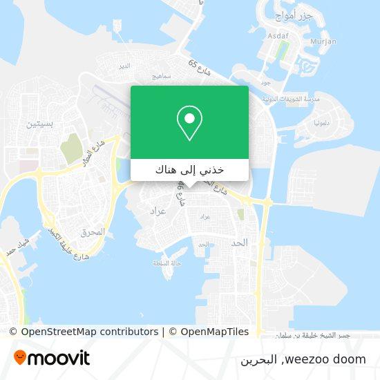 خريطة weezoo doom