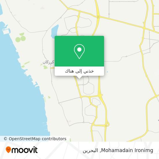 خريطة Mohamadain Ironimg