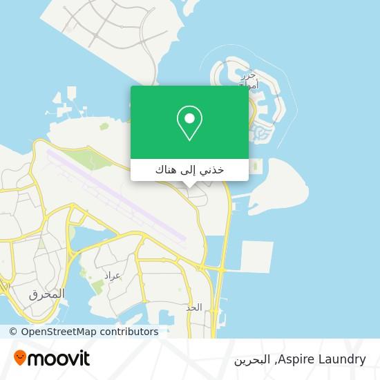 خريطة Aspire Laundry