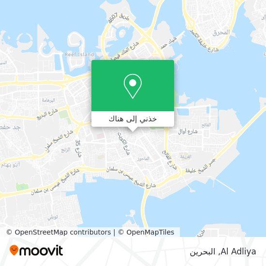 خريطة Al Adliya