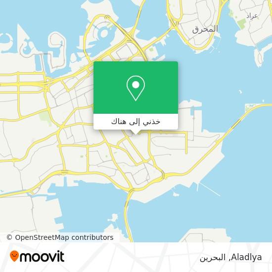 خريطة Aladlya
