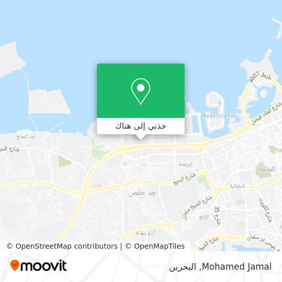 خريطة Mohamed Jamal