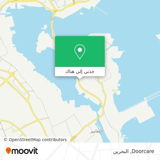 خريطة Doorcare