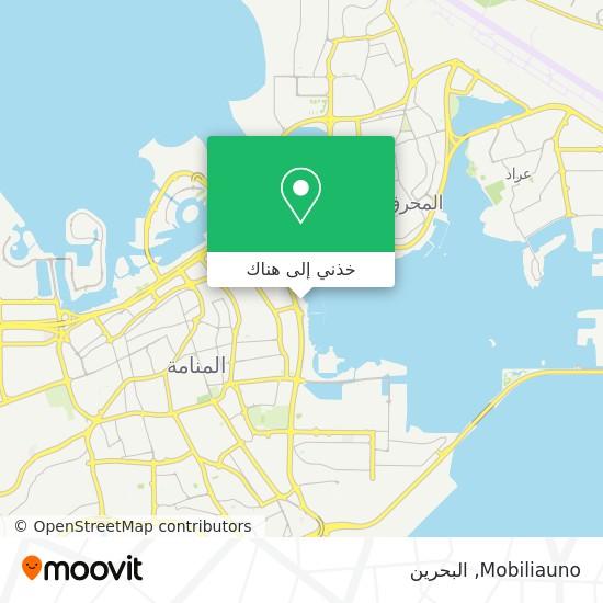 خريطة Mobiliauno