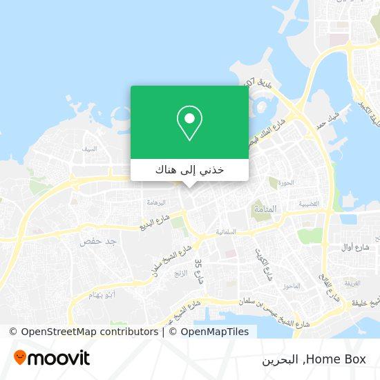 خريطة Home Box