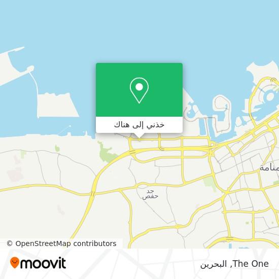 خريطة The One