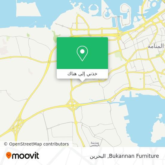خريطة Bukannan Furniture