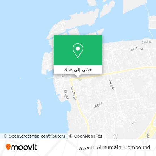 خريطة Al Rumaihi Compound