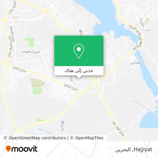 خريطة Hajjiyat