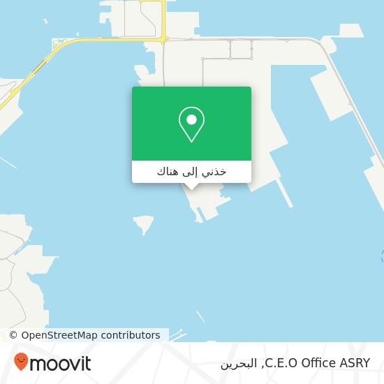 خريطة C.E.O Office  ASRY