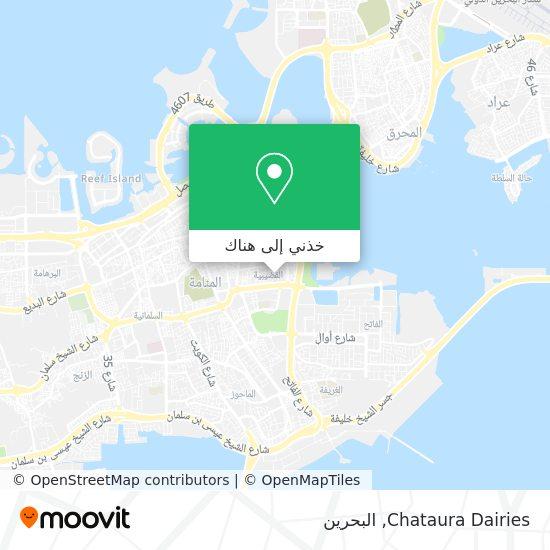 خريطة Chataura Dairies