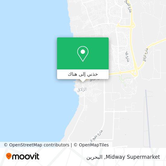 خريطة Midway Supermarket