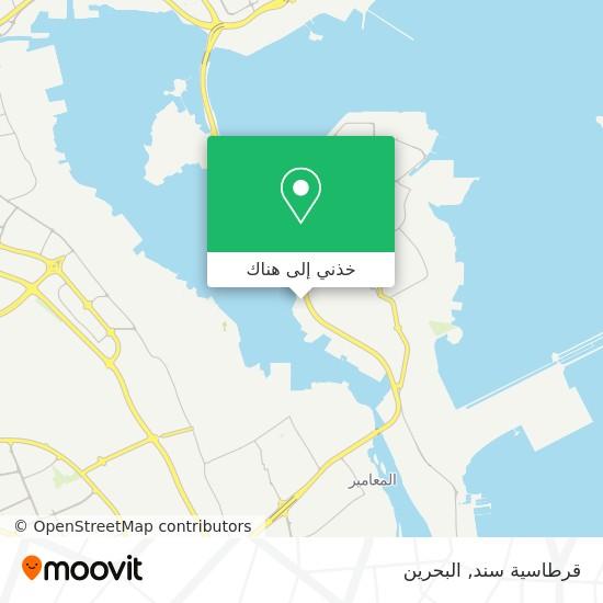 خريطة قرطاسية سند