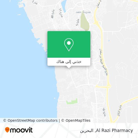 خريطة Al Razi Pharmacy