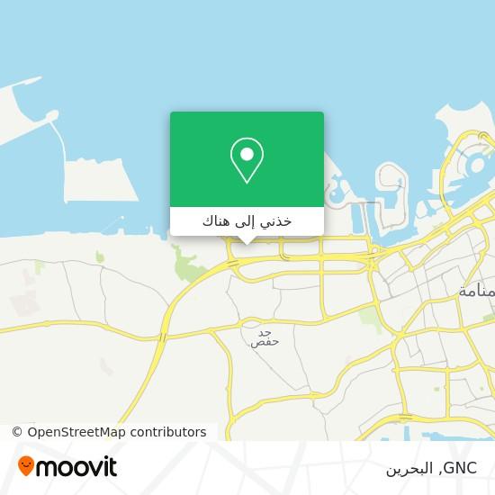 خريطة GNC