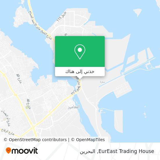 خريطة EurEast Trading House