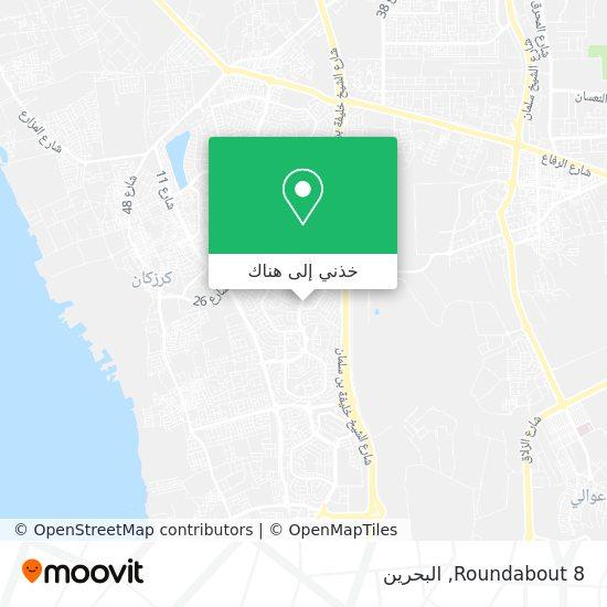 خريطة Roundabout 8