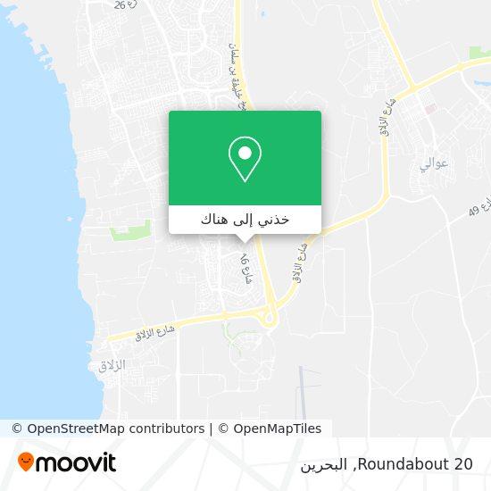 خريطة Roundabout 20