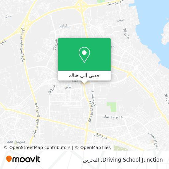 خريطة Driving School Junction