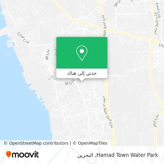 خريطة Hamad Town Water Park