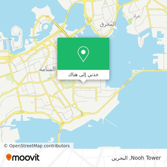 خريطة Nooh Tower