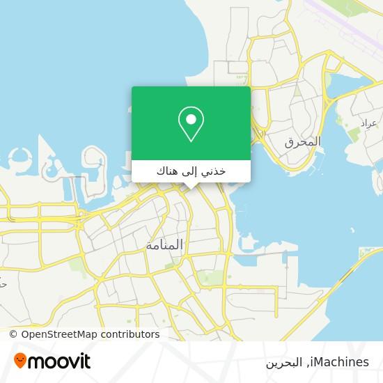 خريطة iMachines