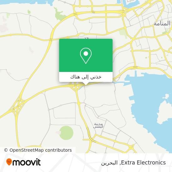 خريطة Extra Electronics