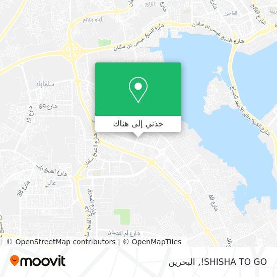 خريطة SHISHA TO GO!