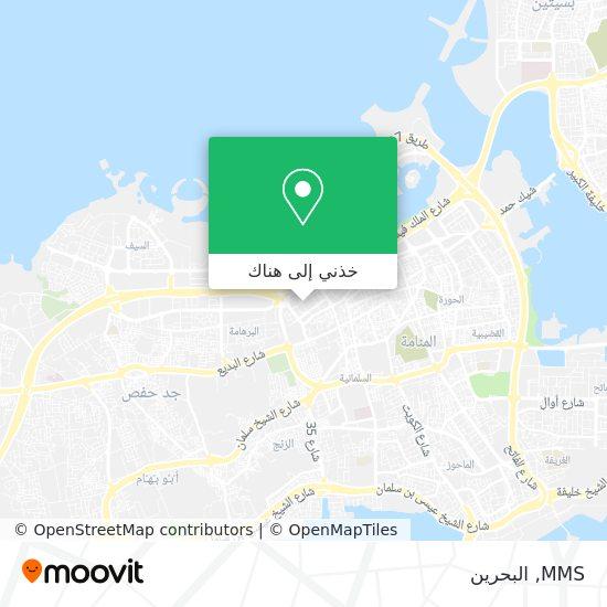 خريطة MMS