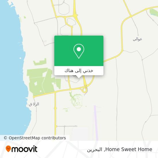 خريطة Home Sweet Home