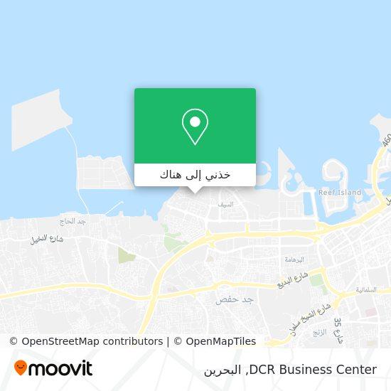 خريطة DCR Business Center