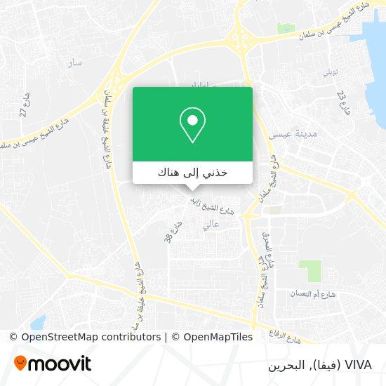 خريطة VIVA (فيفا)