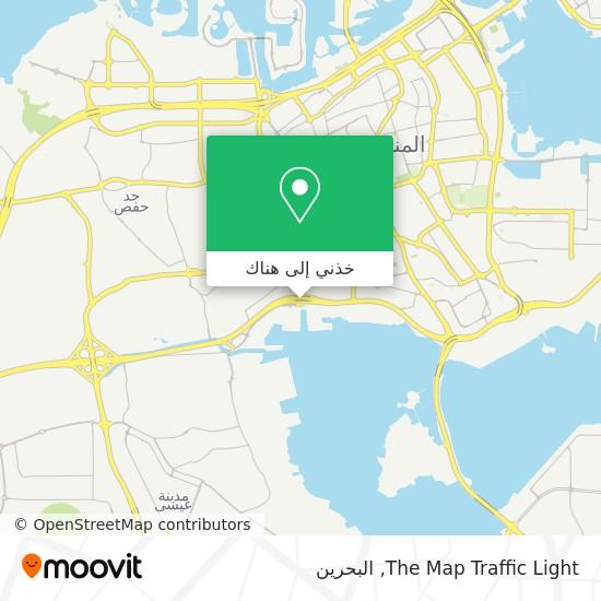 خريطة The Map Traffic Light