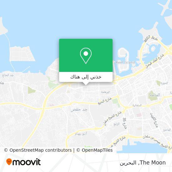 خريطة The Moon