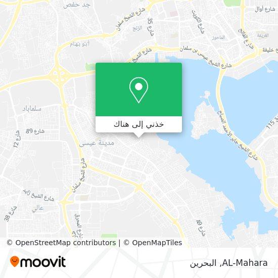 خريطة AL-Mahara