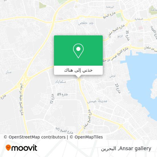 خريطة Ansar gallery