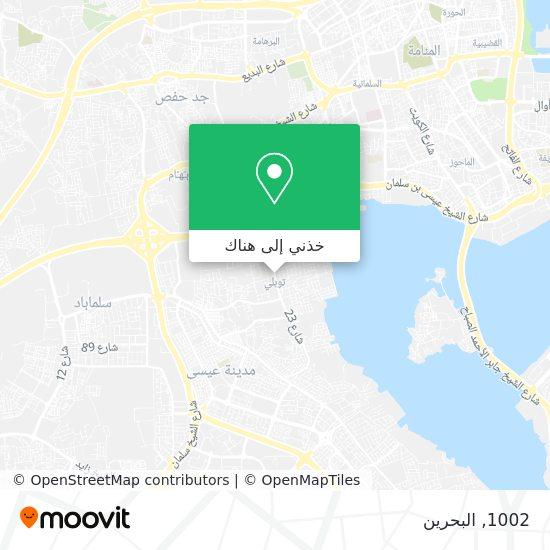 خريطة 1002