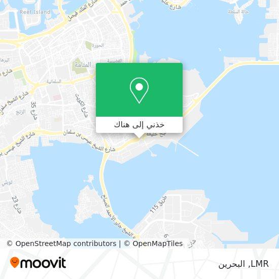 خريطة LMR