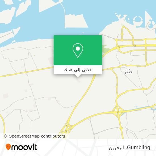 خريطة Gumbling