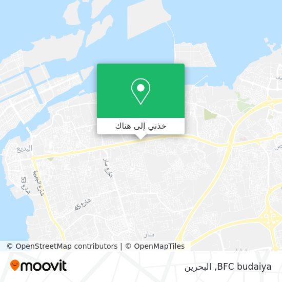 خريطة BFC budaiya