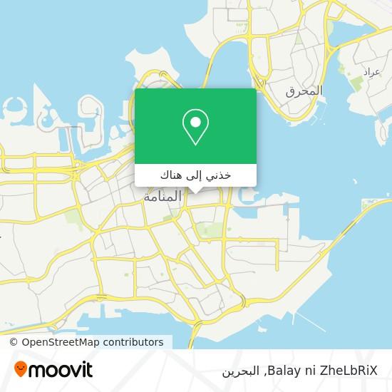 خريطة Balay ni ZheLbRiX