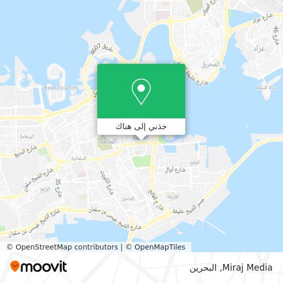 خريطة Miraj Media