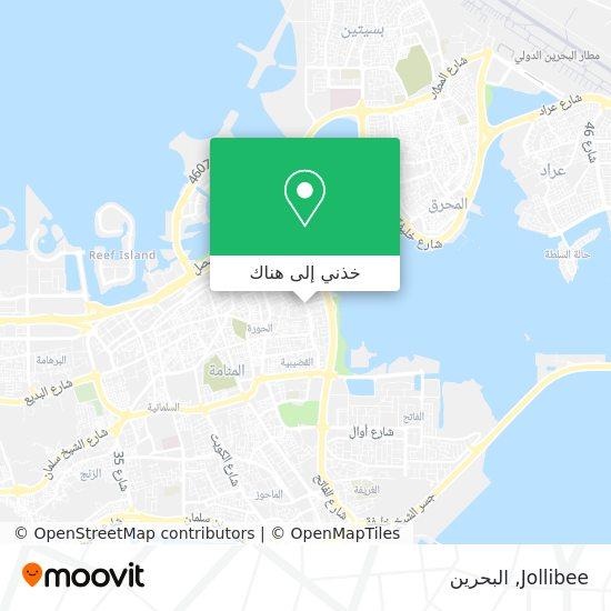 خريطة Jollibee