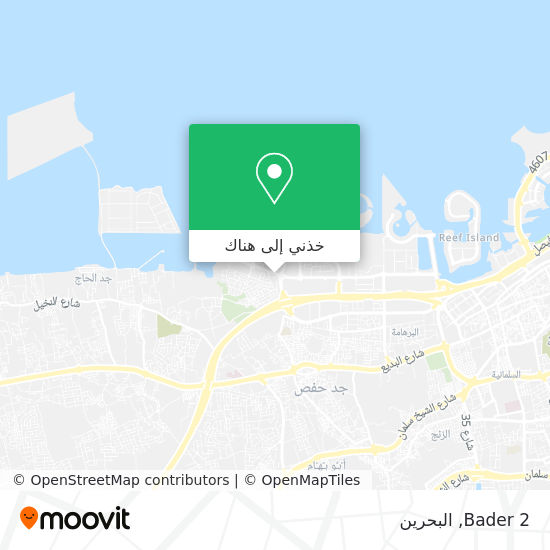 خريطة Bader 2